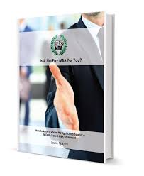 how to get started no pay mba