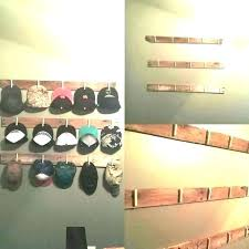hat wall hat wall display baseball hat rack for wall wall mounted hat display ball cap
