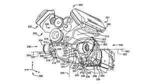 ford mustang hybrid might still pack a powerful v8 ford mustang hybrid engine patent