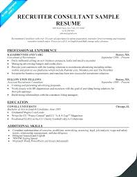 Executive Recruiters Job Description Recruiter Resume Executive Job Description Mmventures Co
