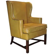 chair beautiful mustard yellow accent chair marvelous images design wingback with arms comfy vintage leather