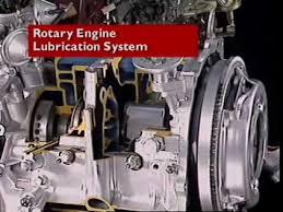 rotary engine lubrication system