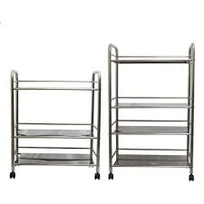 Kitchen Rack Stainless Steel Kitchen Racks Home Creations Stainless Steel