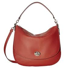 Coach 36762 Leather Large Turnlock Hobo Shoulder Bag. Get one of the  hottest styles of the season! The Coach 36762 Leather Large Turnlock Hobo  Shoulder Bag ...