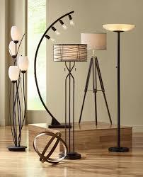 possini euro design lighting. Franklin Iron Works Floor Lamp Beautiful Possini Euro Design Meridian Light Blaster Torchiere Lighting