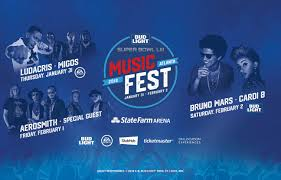 Bud Light Super Bowl Music Fest 2019 Lineup Bud Light Brings First Ever Bud Light Music Festival To