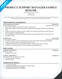 Sample Product Manager Resume Gallery Of Product Manager Resume