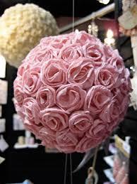 Flower Paper Mache Paper Mache Flower Balls Zlatan Fontanacountryinn Com