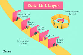 Data Link Layer The Osi Model Layers From Physical To Application