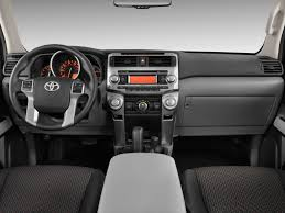 Image: 2010 Toyota 4Runner 4WD 4-door V6 SR5 (Natl) Dashboard ...