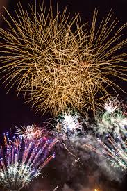 a whopping 26 000 was raised for good causes at the 44th downend round table fireworks display more than 10 000 people packed king george v playing fields