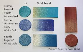 Premo Color Mixing Chart New Color Tuesday A Look Back Part 1 Sculpey