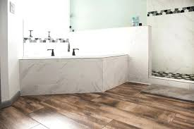 bathroom flooring wood look porcelain bathroom floor tile bathroom flooring vinyl planks