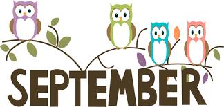 Image result for septiembre art clip