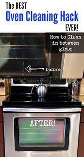 the best oven cleaning ever