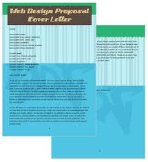 Website Proposal Letter Boxedart Developer Downloads Cover Letters Cover Pages Web