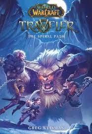 World of Warcraft: Traveler: The Spiral Path - Greg Weisman - Bok  (9781338029376)   Bokus