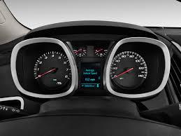 2012 Chevrolet Equinox Gauges Interior Photo | Automotive.com