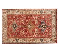channing persian style rug pottery barn pottery barn persian rugs reviews