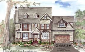 garrell house plans. Garrell Associates, Inc. Southcrest Manor C House Plan # 06297, Front Elevation, Plans