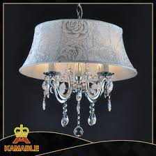 modern design lampshade chandeliers crystal ka9226 4