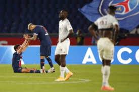 Ligue 1: Julian Draxler Scores Late On PSG Scrapes 1-0 Home Win Against Metz  in 2020 | Psg, Paris saint-germain, Paris saint