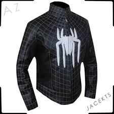tom hardy spiderman venom jacket