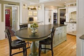 Small Picture Dining Room In Counter Height Kitchen Island Ideas Furnishings
