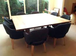 large square dining table seats 8 large square dining table seats 8 large size of dinning color wood square dining room table large square dining room table