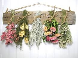 Dried Floral Arrangements Modern DIY Working With Flowers Making A Wreath  Swag More Throughout 22 Designing ...