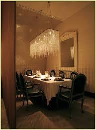 antique copper 4 light rectangular crystal chandelier home design
