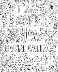Free Christian Coloring Pages For Adults Goldenmagme
