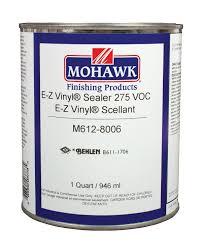 Mohawk Designer Series Stain Mohawk Finishing Products M612 8006 Mohawk E Z Vinyl Sealer