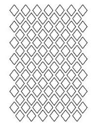 16544a686976f8d7f613097d35abced8 2 inch hexagon pattern use the printable outline for crafts on plastic hexagon templates