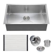 Belmont 43Stainless Steel Double Kitchen Sink