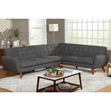 Mid Century Modern Sectional Sofas For Less Overstock