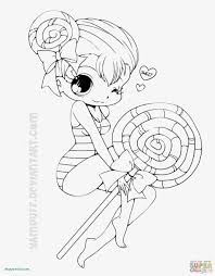 Free Printable Christmas Coloring Pages And Crafts 20 Fresh Chibi