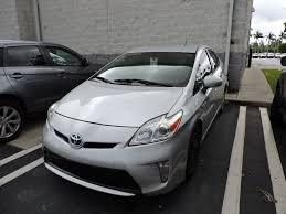 2012 Toyota Prius 5dr Hatchback Three Hatchback for Sale in West ...