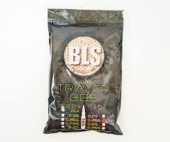 Шары трассерные <b>BLS Tracer</b> 0,25 г, 4000 штук (1 кг, красные ...