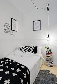 Black And White Bedroom Ideas For Small Rooms 3