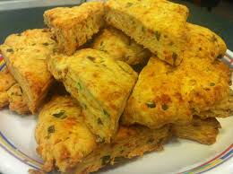 Image result for cheese scones