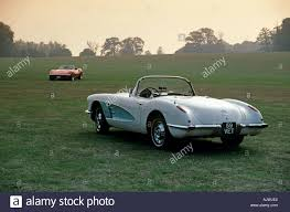 Chevrolet Corvette of 1959. Keywords 1950s 50s 1950's 50's fifties ...
