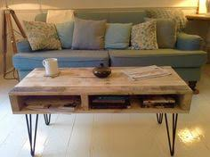 Glass  Harry Coffee Table With Hairpin Legs By Renn Uk Original Pallet Coffee Table With Hairpin Legs