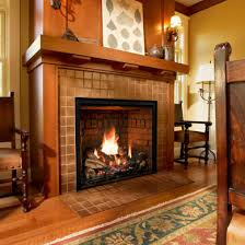 the large viewing area of the fullview fireplace offers style and an uninterrupted view of the fire