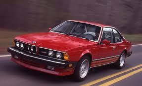 BMW Convertible bmw beamer cost : 1987 BMW M6 Road Test   Review   Car and Driver