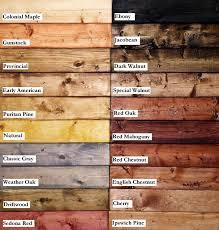 dark walnut jacobean or driftwood i like those three sn sles