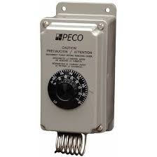 peco th109 2 speed thermostat peco th109