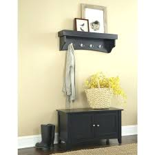 Front Door Bench Coat Rack Entrance Shoe Rack Bench With Hooks Coat Rack Foyer Furniture Front 89