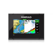 Go5 Xse Chartplotter Fishfinder With Totalscan Transducer And Insight Charts