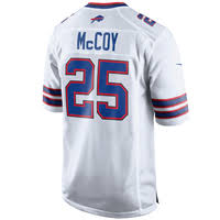 Buffalo Bills Lesean Mccoy Mens Football Jersey - El Dorado Farms Buffalo bill jersey
